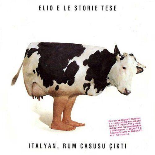 Elio E le Storie Tese - Italian,Rum Casusu Cikti - Preis vom 29.05.2020 05:02:42 h