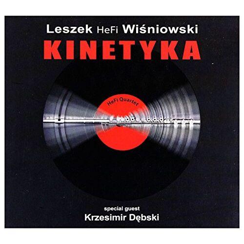 Leszek WiĹniowski - Leszek WiĹ›niowski: Kinetyka [CD] - Preis vom 18.04.2021 04:52:10 h