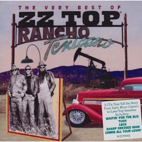 Zz Top - Rancho Texicano [Very Best of] - Preis vom 20.10.2020 04:55:35 h