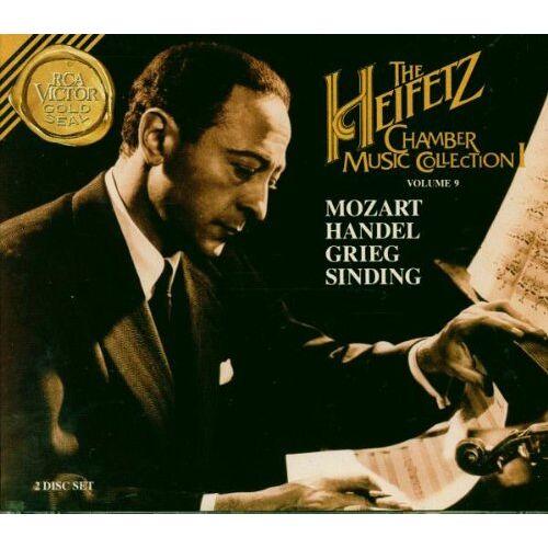 Heifetz 9 - Heifetz Chamber Music 1 - Preis vom 01.03.2021 06:00:22 h