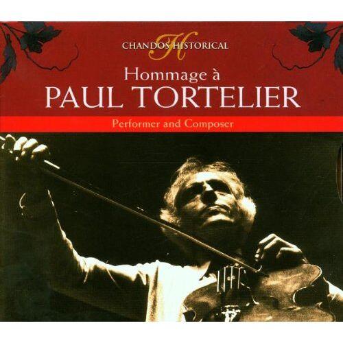 Tortelier, Yan Pascal - Hommage a Paul Tortelier - Preis vom 12.04.2021 04:50:28 h