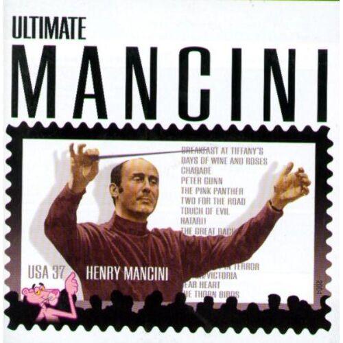 Henry Mancini - Ultimate Mancini - Preis vom 10.05.2021 04:48:42 h