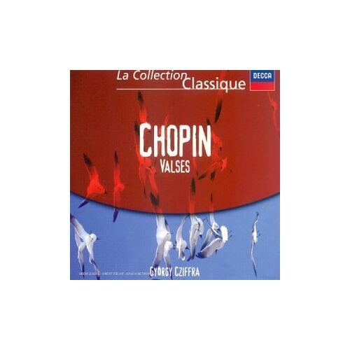 Chopin - Chopin/Valses - Preis vom 23.01.2021 06:00:26 h