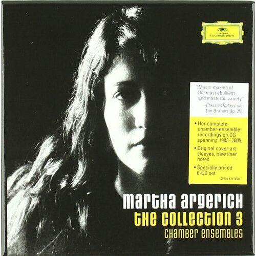 Martha Argerich - Argerich-Edition: Kammermusik - Preis vom 08.12.2019 05:57:03 h