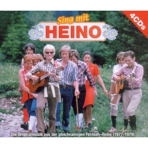 Heino - Sing mit Heino - Preis vom 21.01.2021 06:07:38 h