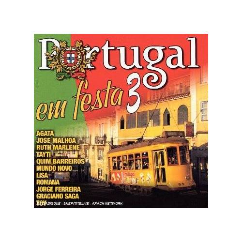 Portugal - Portugal Em Festa Vol.3 - Preis vom 28.02.2021 06:03:40 h