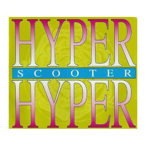 Scooter - Hyper Hyper - Preis vom 04.09.2020 04:54:27 h