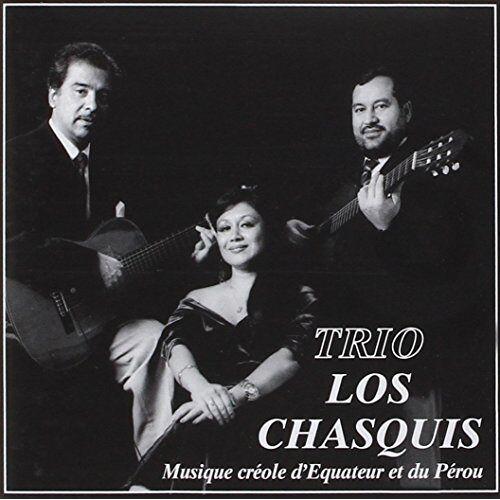 Trio Los Chasquis - Kreolische Musik aus Ecuador und Peru - Preis vom 15.04.2021 04:51:42 h