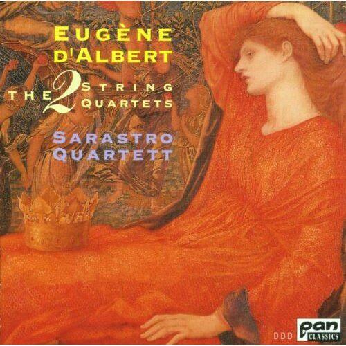 Sarastro Quartett - Streichquartette 1, 2 - Preis vom 06.03.2021 05:55:44 h