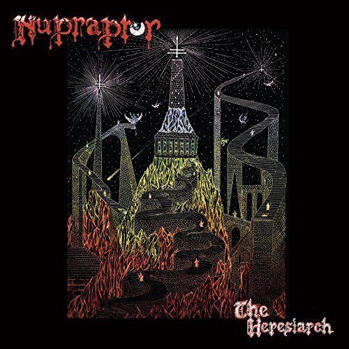 Nupraptor - The Heresiarch - Preis vom 06.09.2020 04:54:28 h