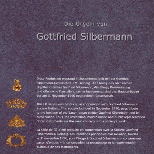 Ewald Kooiman - Die Silbermann-Orgeln Vol.5-8 - Preis vom 14.05.2021 04:51:20 h