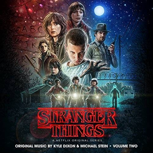 - Stranger Things Vol.2 [Netflix - Preis vom 05.05.2021 04:54:13 h