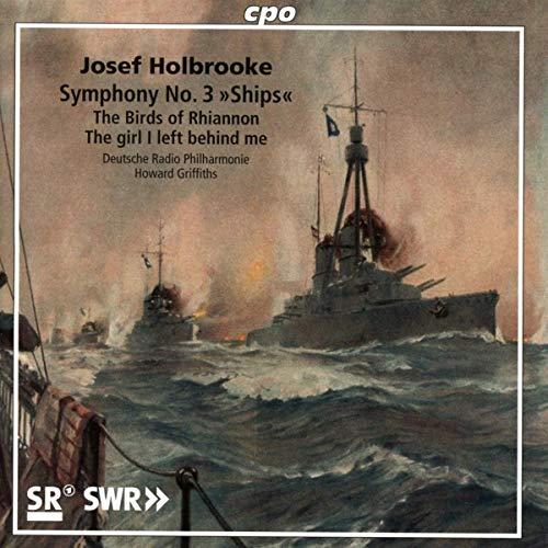 Deutsche Radio Philharmonie; Howard Griffiths - Symphonische Dichtungen Vol.3 - Preis vom 20.10.2020 04:55:35 h