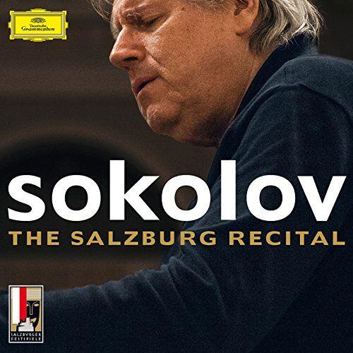 Grigory Sokolov - Sokolov - The Salzburg Recital - Preis vom 16.04.2021 04:54:32 h