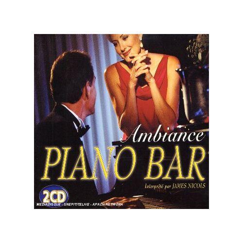 James Nicols - Ambiance Piano Bar /Vol.1 - Ambiance Piano Bar /Vol.2 - Preis vom 20.10.2020 04:55:35 h