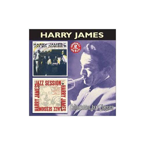 Harry James - Juke Box Jamboree / Jam Session - Preis vom 18.04.2021 04:52:10 h