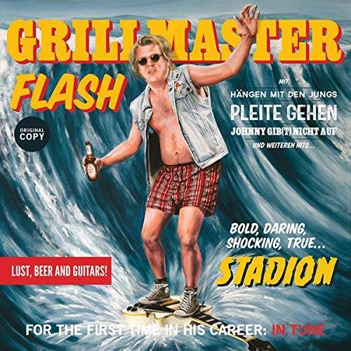 Grillmaster Flash - Stadion - Preis vom 06.03.2021 05:55:44 h
