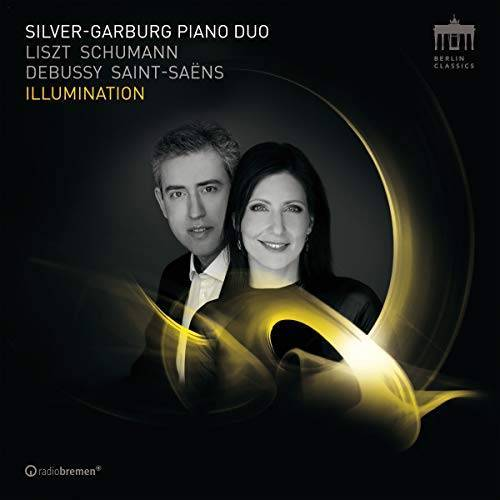 Silver Garburg Piano Duo - Illumination - Preis vom 19.10.2020 04:51:53 h