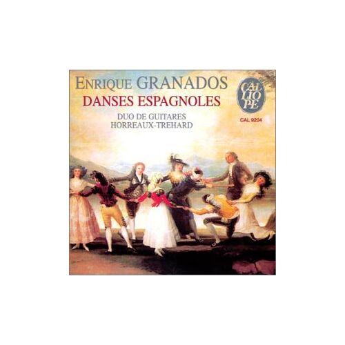 Granados - Bearbeitungen für zwei Gitarren - Preis vom 13.04.2021 04:49:48 h