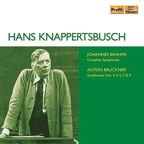 Hans Knappertsbusch - Hans Knappertsbusch Edition - Preis vom 09.04.2021 04:50:04 h