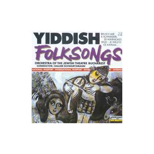 Various - Yiddish Folksongs - Preis vom 09.12.2019 05:59:58 h