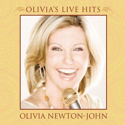 Olivia Newton-John - Olivia's Live Hits - Preis vom 15.05.2021 04:43:31 h
