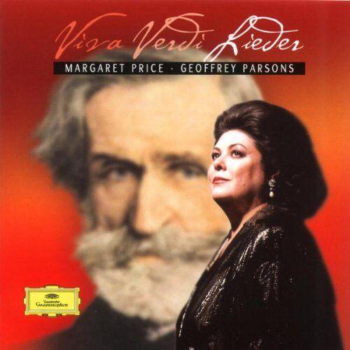 Margaret Price - Lieder - Preis vom 17.04.2021 04:51:59 h