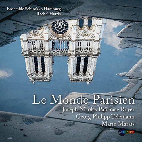 Ensemble Schirokko - Le Monde Parisien - Preis vom 20.10.2020 04:55:35 h