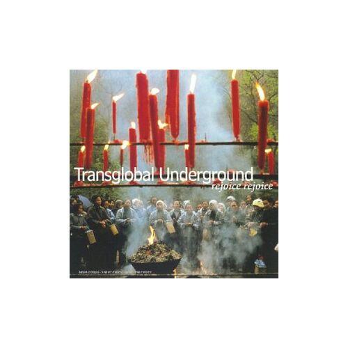 Transglobal Underground - Rejoice Rejoice - Preis vom 17.04.2021 04:51:59 h