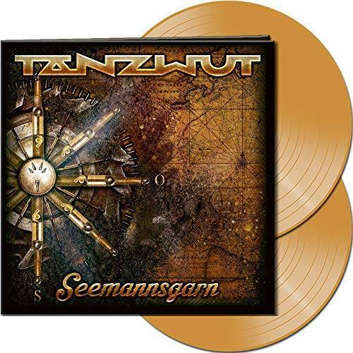 Tanzwut - Seemannsgarn (Ltd.Edt.) (2lp,Gold) [Vinyl LP] - Preis vom 21.04.2021 04:48:01 h
