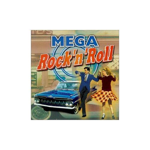 Various - Mega Rock N Roll - Preis vom 22.01.2021 05:57:24 h