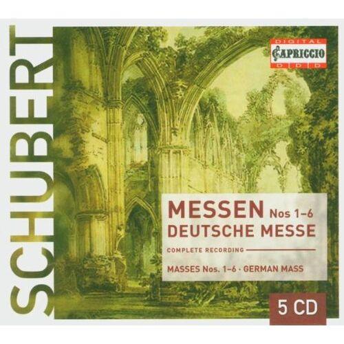 Various - Messen 1-6,Deutsche Messe - Preis vom 14.04.2021 04:53:30 h
