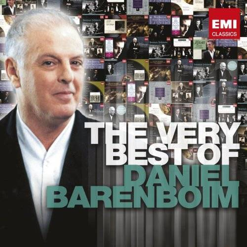 Daniel Barenboim - The Very Best of Daniel Barenboim - Preis vom 28.02.2021 06:03:40 h