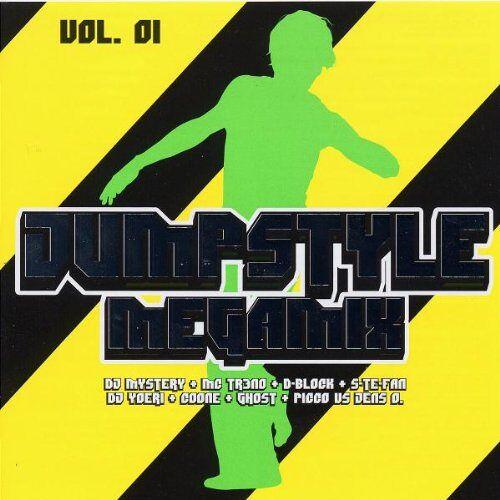 Various - Jumpstyle Megamix Vol.1 - Preis vom 14.04.2021 04:53:30 h