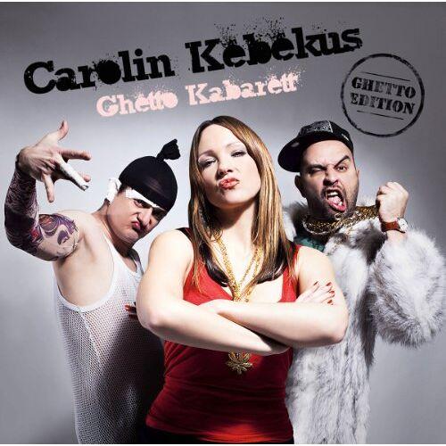 Carolin Kebekus - Ghetto Kabarett (Ghetto Edition) - Preis vom 23.02.2021 06:05:19 h