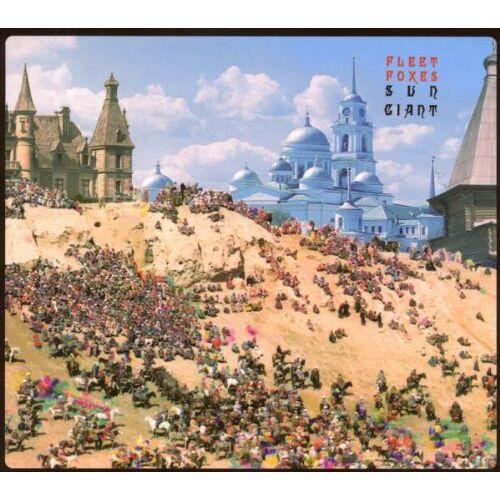 Fleet Foxes - Sun Giant - Preis vom 27.02.2021 06:04:24 h