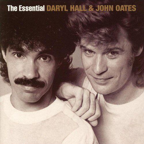 Daryl Hall & John Oates - The Essential Daryl Hall & John Oates - Preis vom 20.10.2020 04:55:35 h