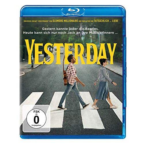 Danny Boyle - Yesterday [Blu-ray] - Preis vom 18.10.2020 04:52:00 h