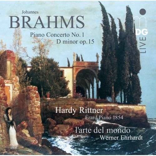 Hardy Rittner - Klavierkonz.1,Op.15 (auf Hist.Instrumenten) - Preis vom 15.04.2021 04:51:42 h