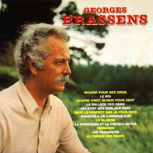 Georges Brassens - Georges Brassens Vol.11 - Preis vom 22.10.2020 04:52:23 h