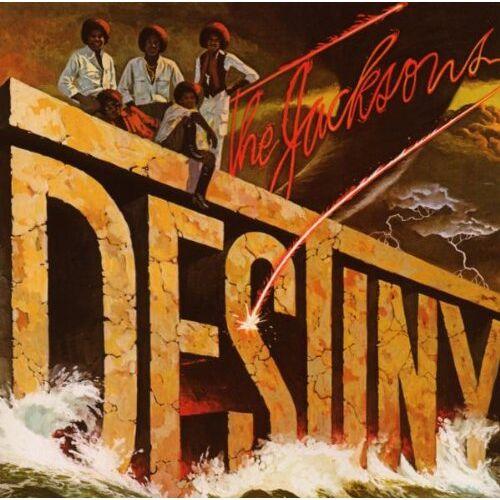 The Jacksons - Destiny - Preis vom 21.04.2021 04:48:01 h