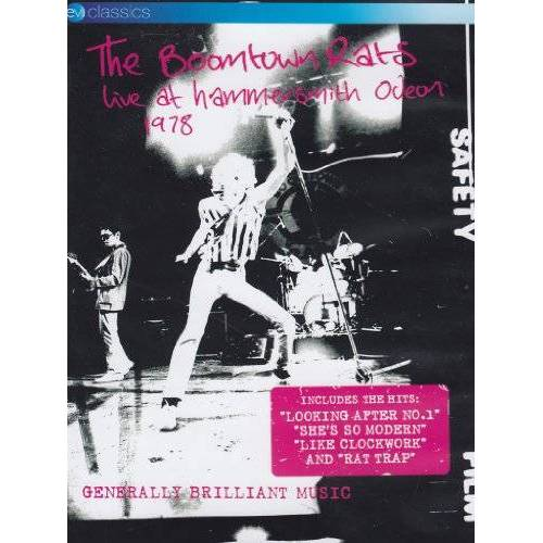 Boomtown Rats - The Boomtown Rats - Live at Hammersmith Odeon 1978 - Preis vom 20.10.2020 04:55:35 h