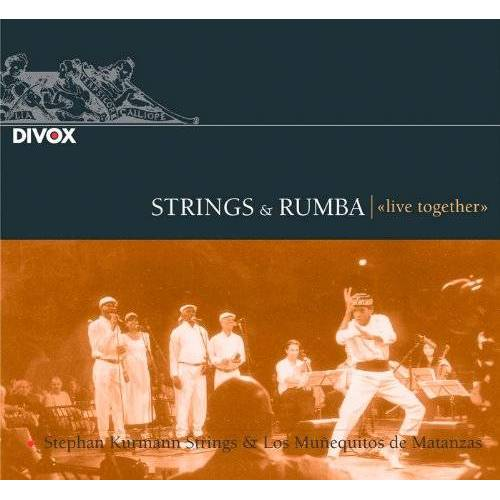 Stephan Kurmann Strings - Live Together - Preis vom 19.01.2020 06:04:52 h