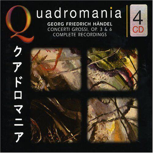 Mainzer Ko - Concerti Grossi Op. 3 & 6 - Preis vom 05.05.2021 04:54:13 h
