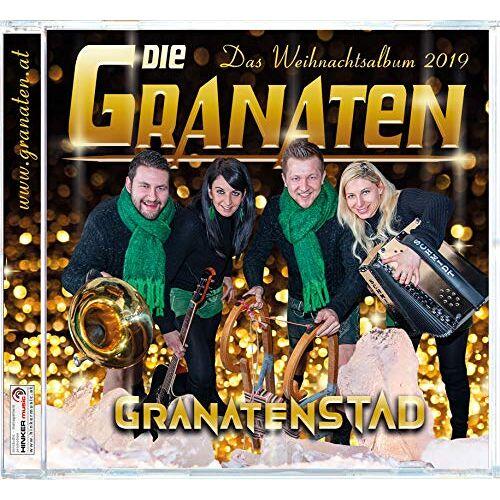 Die Granaten - Granatenstad - Preis vom 20.10.2020 04:55:35 h