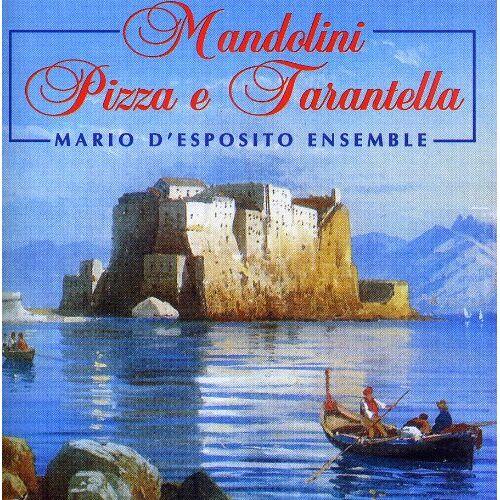 - MANDOLINI PIZZA E TARANTELLA - Preis vom 20.04.2021 04:49:58 h