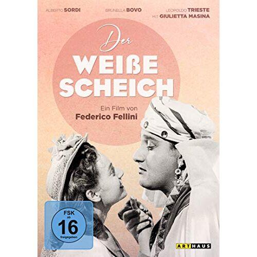 Alberto Sordi - Der weiße Scheich - Preis vom 20.10.2020 04:55:35 h