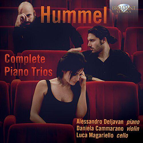 Deljavan - Complete Piano Trios - Preis vom 12.05.2021 04:50:50 h