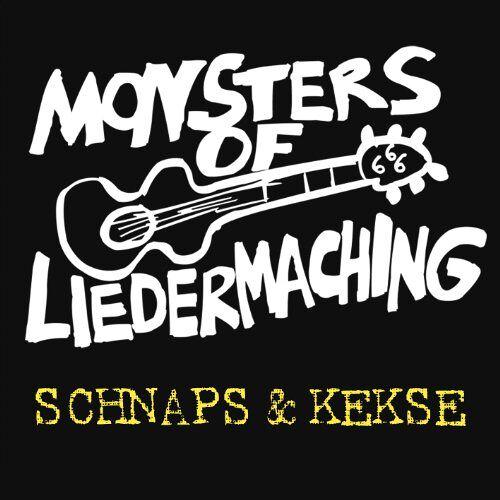 Monsters of Liedermaching - Schnaps & Kekse - Preis vom 05.03.2021 05:56:49 h