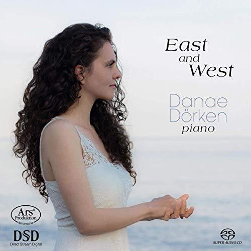 Danae Dörken - East and West - Werke für Klavier - Preis vom 22.01.2021 05:57:24 h